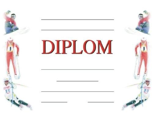 Diplom A4 Zimni Obecny Chamber