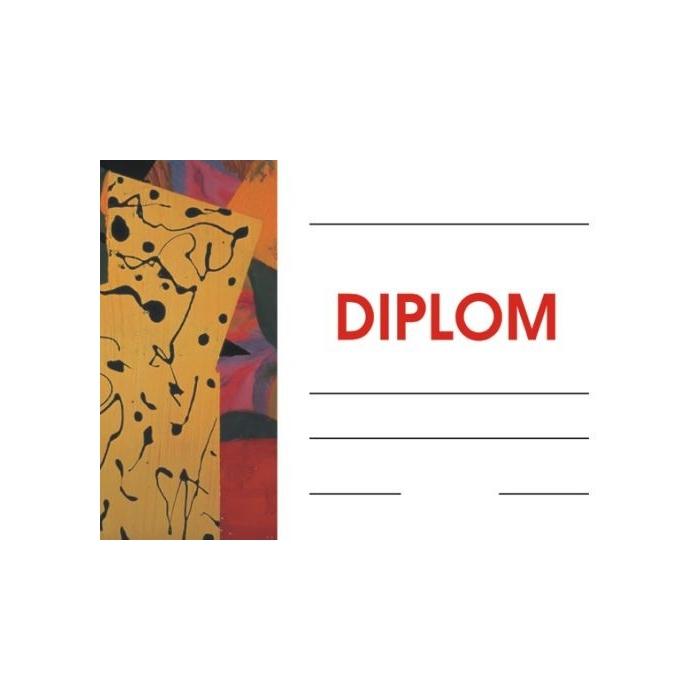 Diplom A4 - obecný