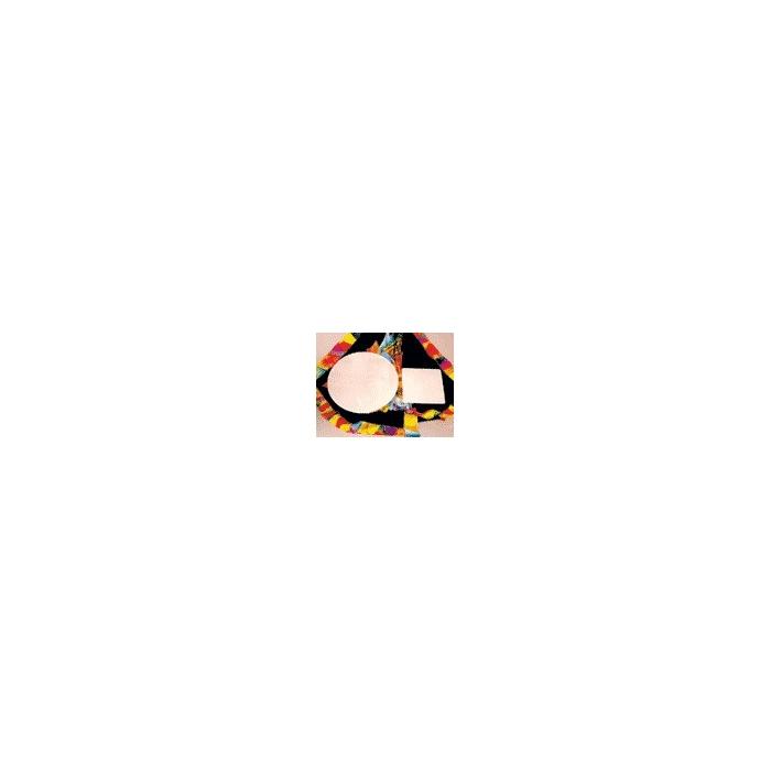 Kruh v kostře průměr 20 cm