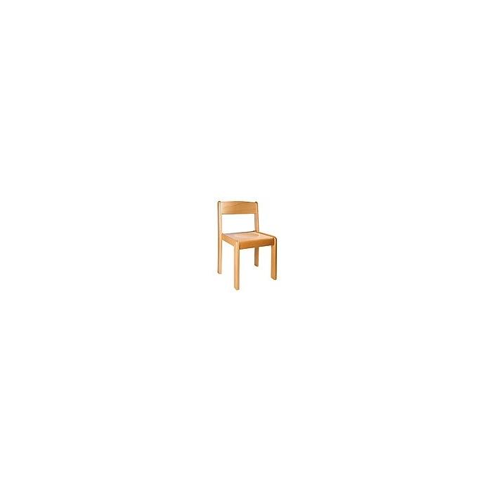 Stohovatelná židle Tim 34cm