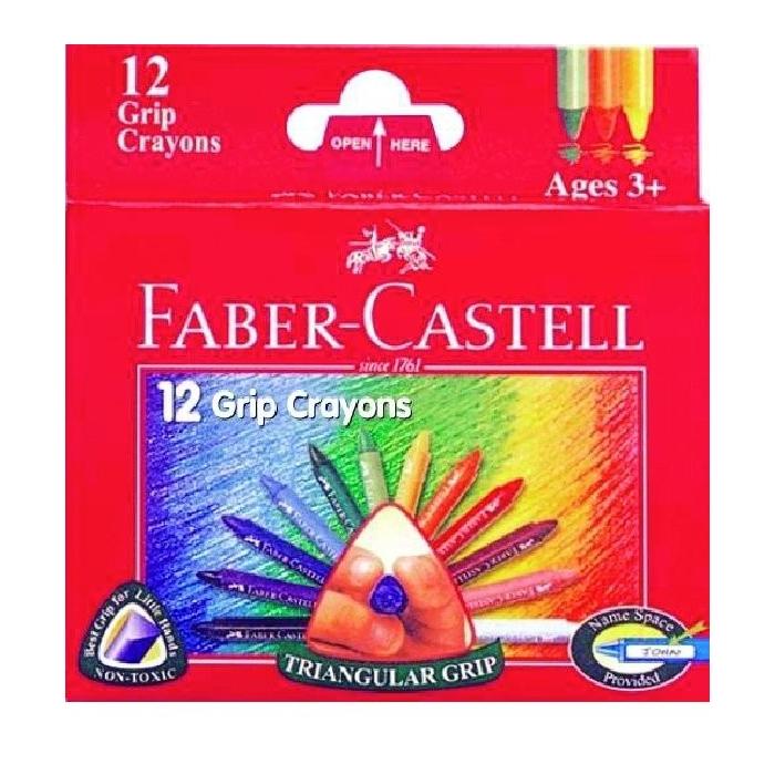 Trojúhelníkové voskovky výrazných barev