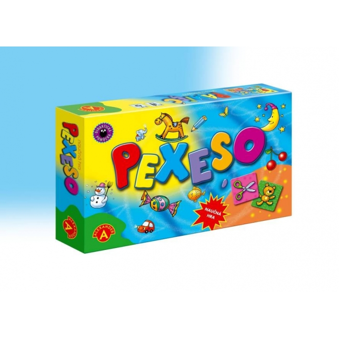 Pexeso (extra pevné)
