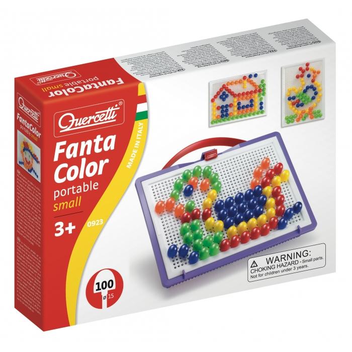 Fantacolor 100 kolíčků v kufříku