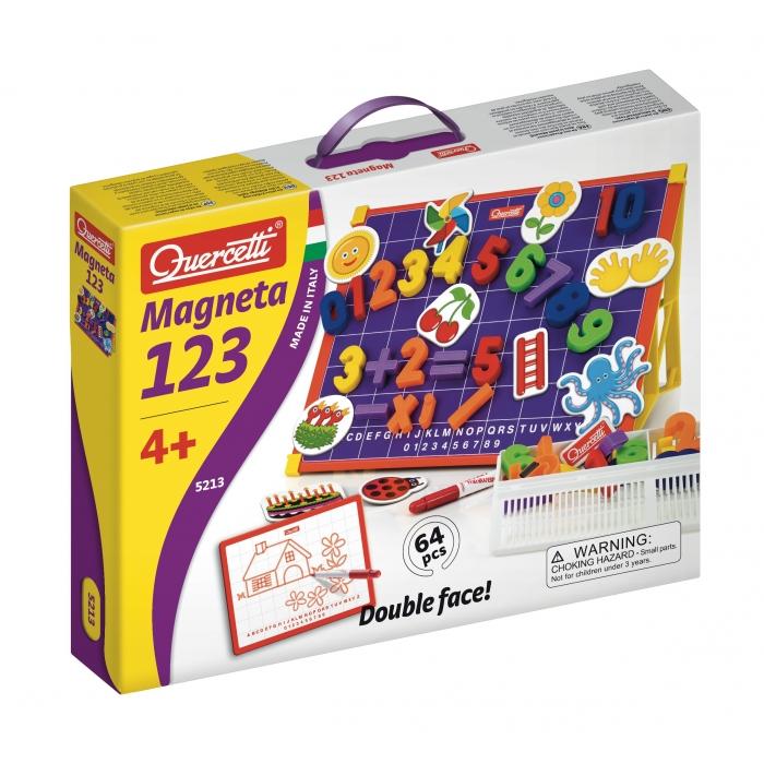 Magneta 123 v kufříku
