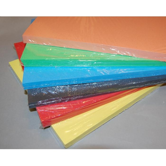 Karton kreslící barevný A2 180 g , 10 ks