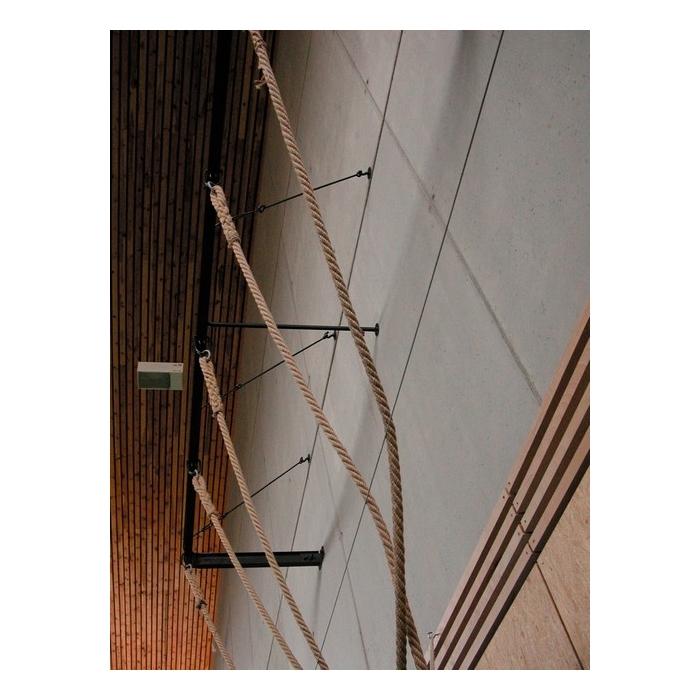 Šplhací lano průměr 25mm, 2m