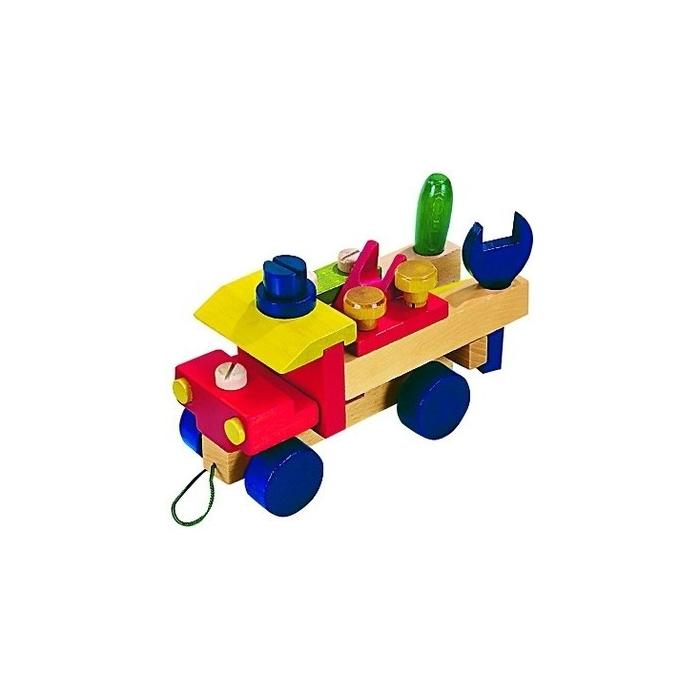 Montážní auto