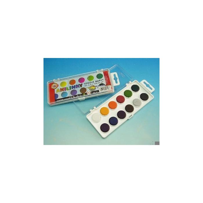 Anilinky 12 barev