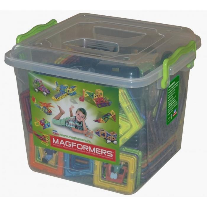 Magformers Jumbo box,magnetická stavebnice