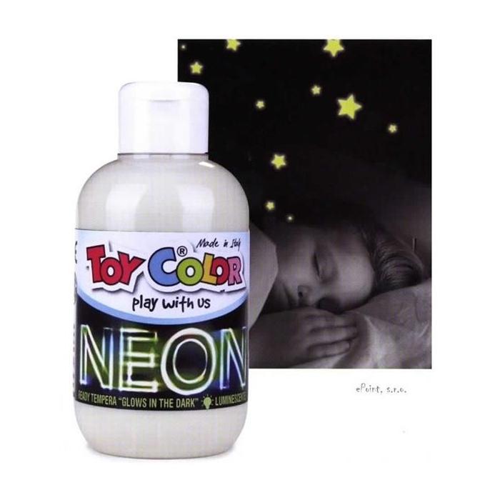 Temperová barva Neon 250ml