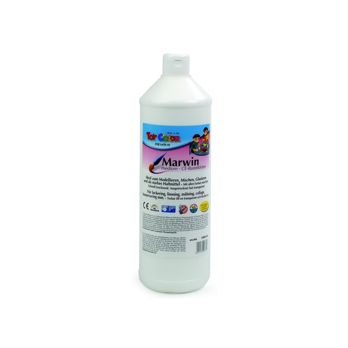 Vinylové lepidlo Toy color 1000 ml