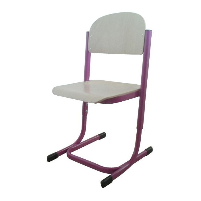 Výškově stavitelná žákovská židle