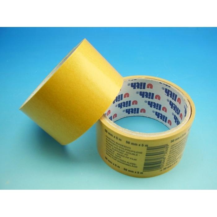 Oboustranná lepící páska 50mm x 5m