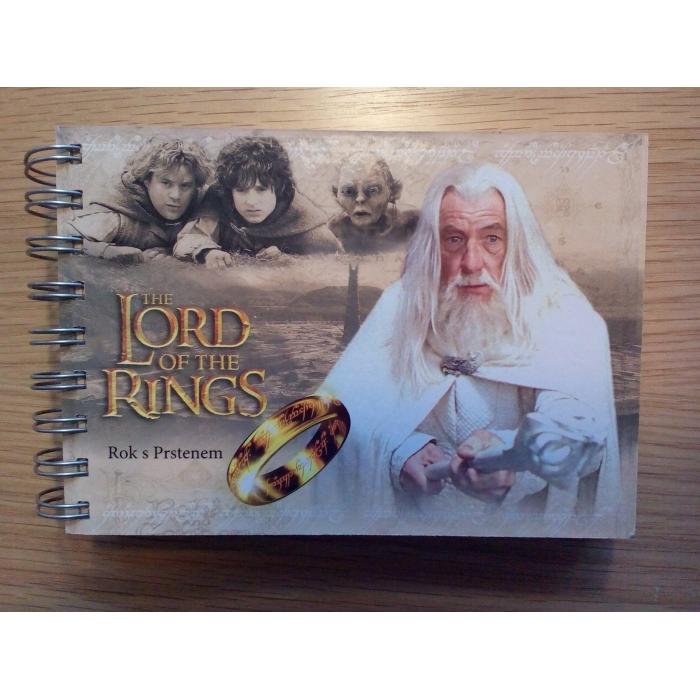 Diář Gandalf