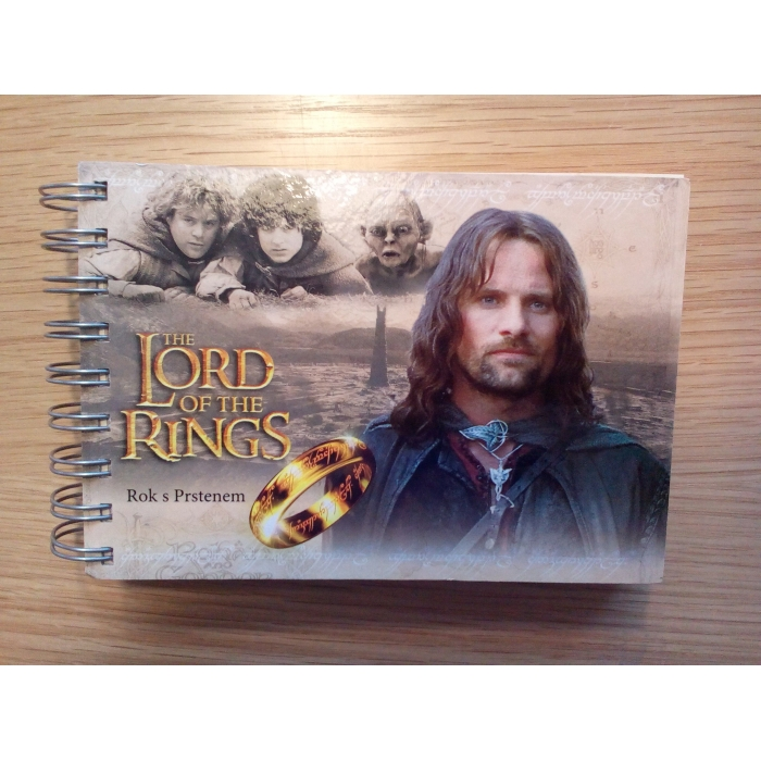 Diář Aragorn