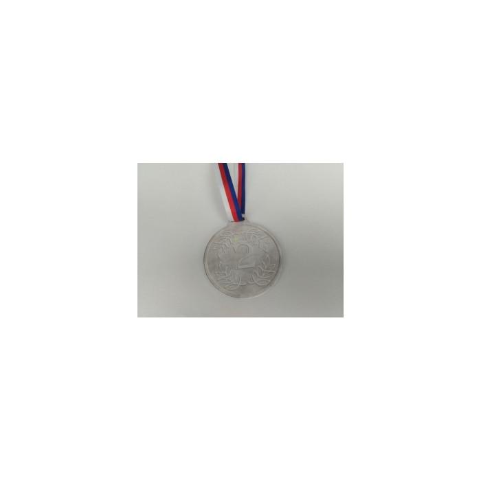 Medaile stříbrná - druhé místo - 02
