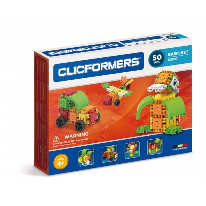 Stavebnice CLICFORMERS-50