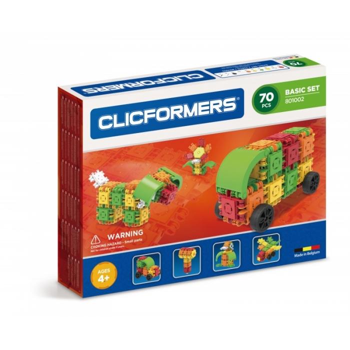 Stavebnice CLICFORMERS-70