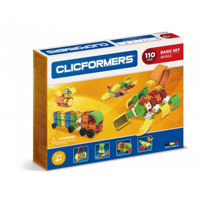Stavebnice CLICFORMERS-110