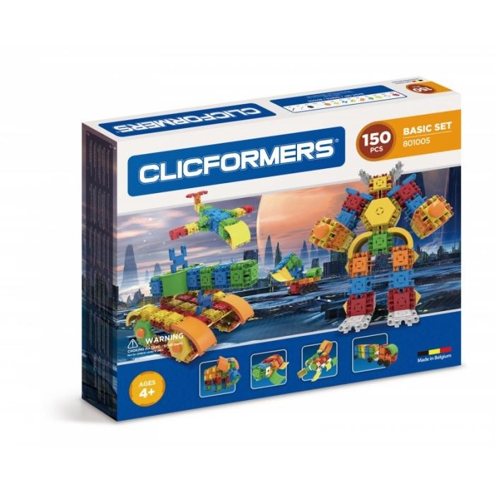 Stavebnice CLICFORMERS-150
