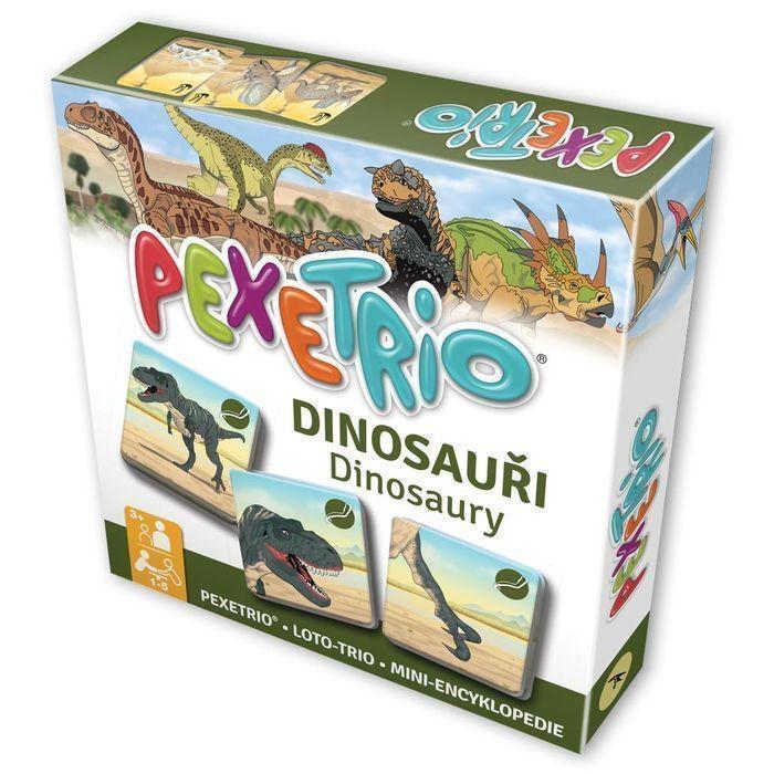 PEXETRIO Dinosauři