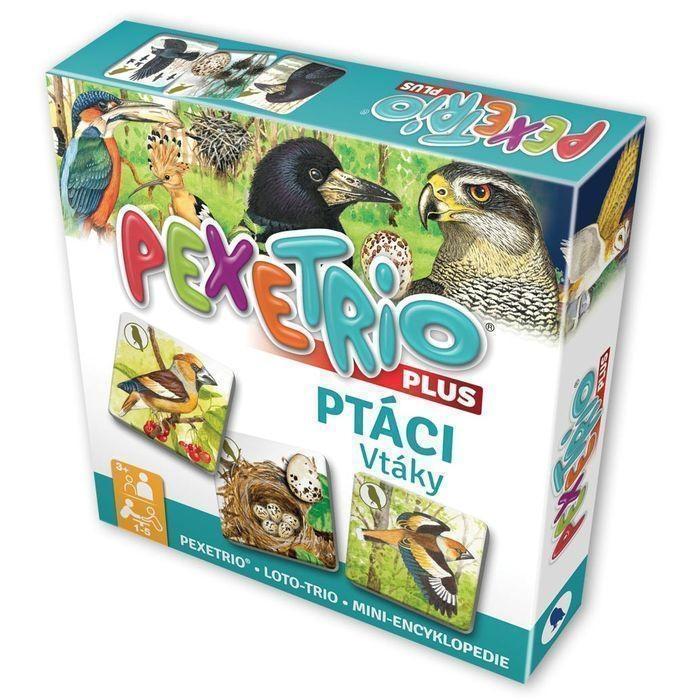 PEXETRIO Ptáci
