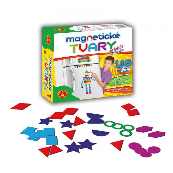 Magnetické tvary