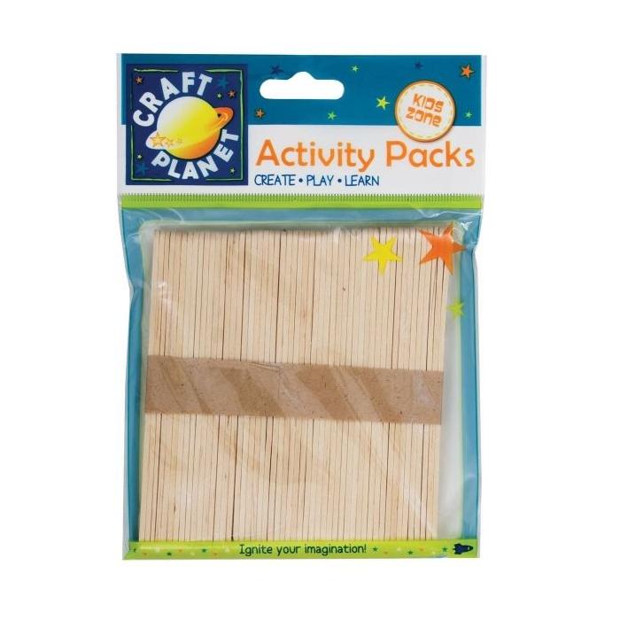 Dřevěné přírodní špachtle