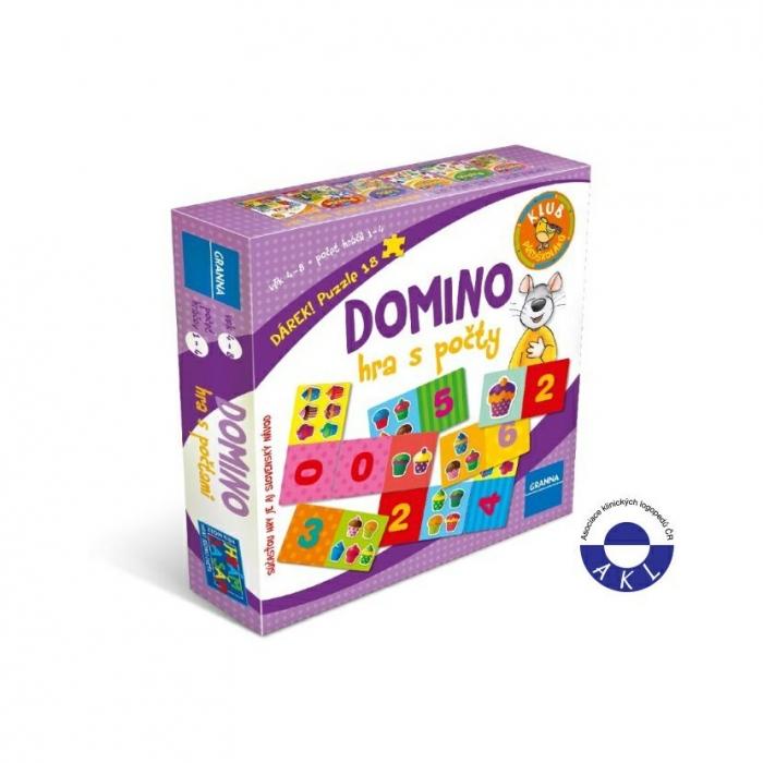 Domino- hra s počty