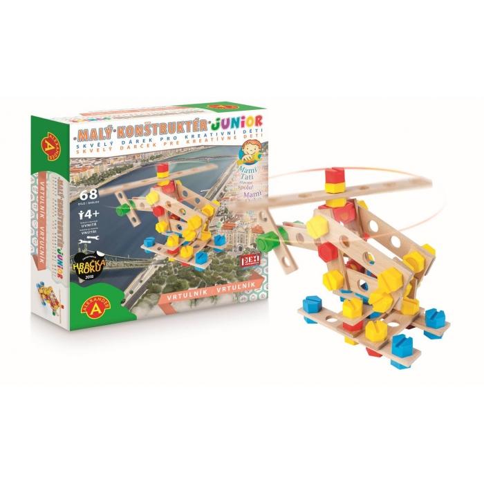 Malý konstruktér - vrtulník