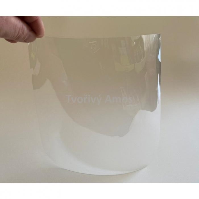 Ochranný výměnný štít 50 kusů  0,25 mm