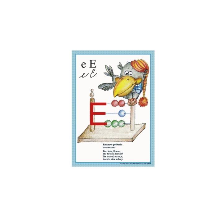 E - hláska k Živé abecedě