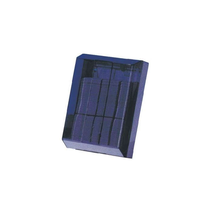 Zásobník na papírové ručníky 450 ks, plast, kouřový