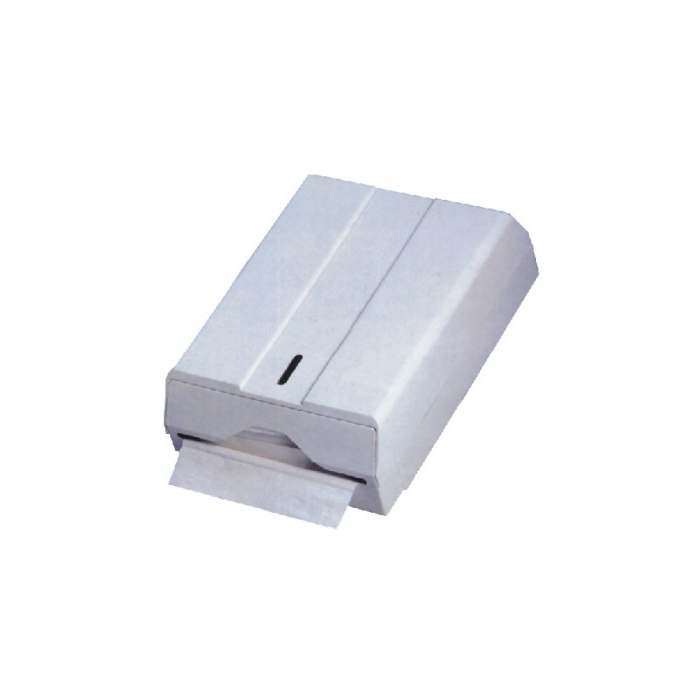 Zásobník na papírové ručníky 450 ks - kovový