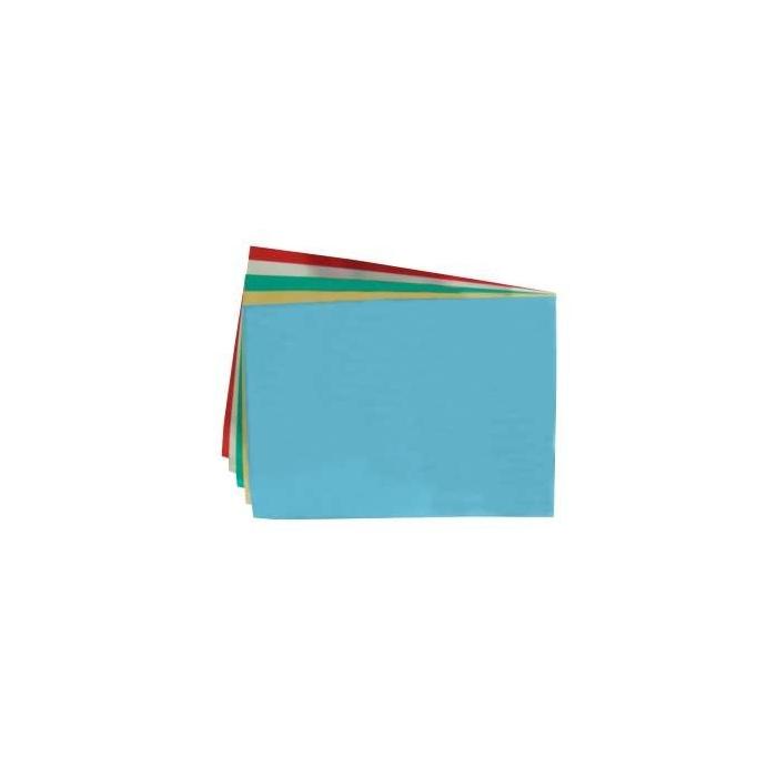 Hliníková fólie A4 - 300 g - 5 barev
