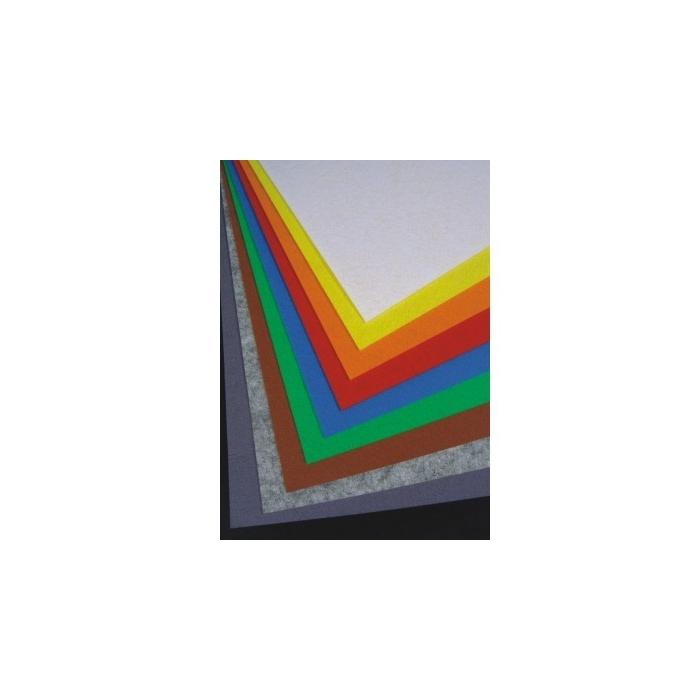 Plst A4 - mix 10 barev