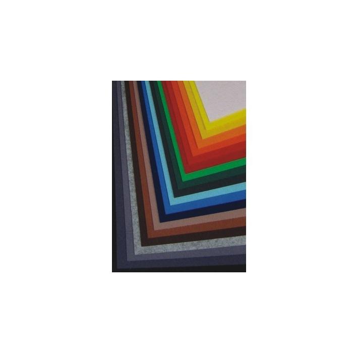Plst A4 - mix 20 barev