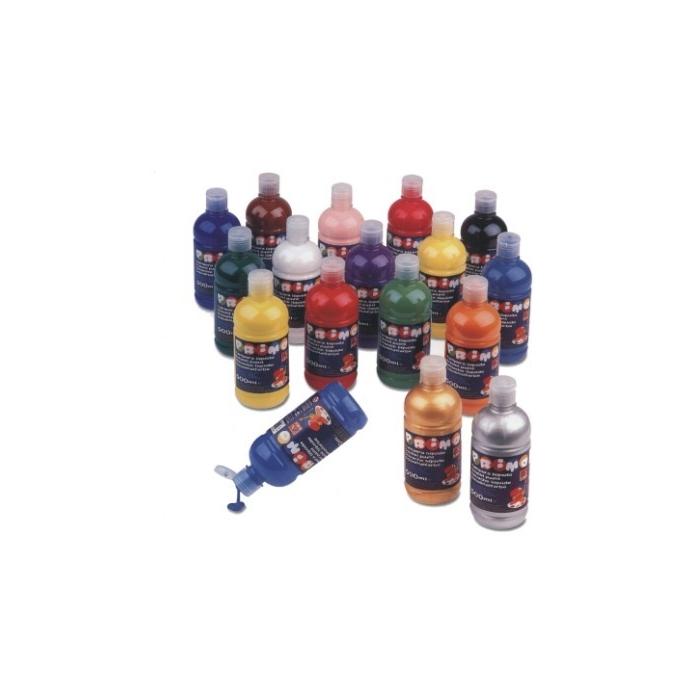 Temperové barvy MOROCOLOR 500 ml
