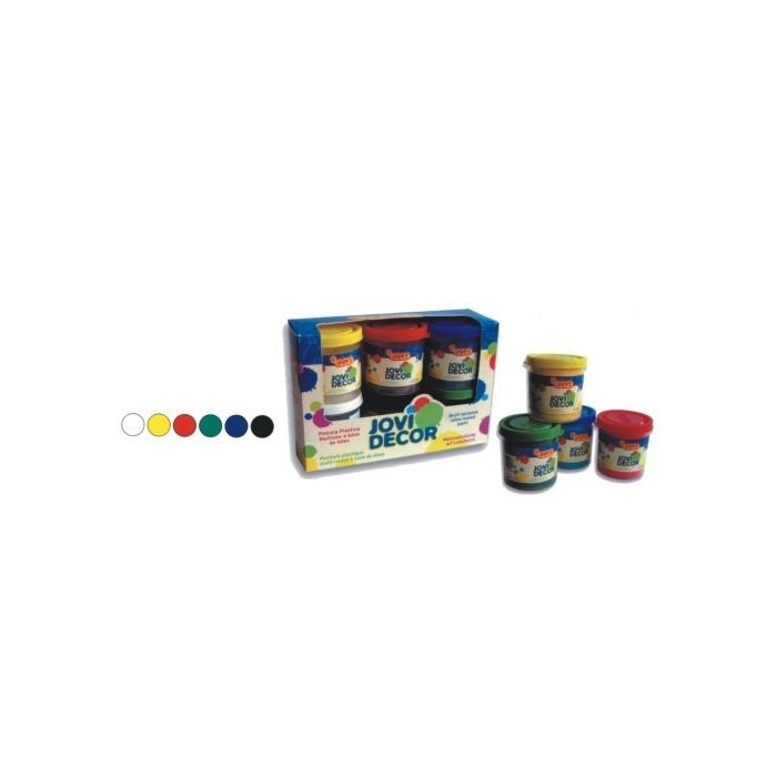 Barva Jovi DECOR 6 x 55 ml