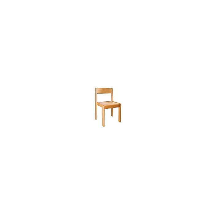 Stohovatelná židle Tim výška 38cm