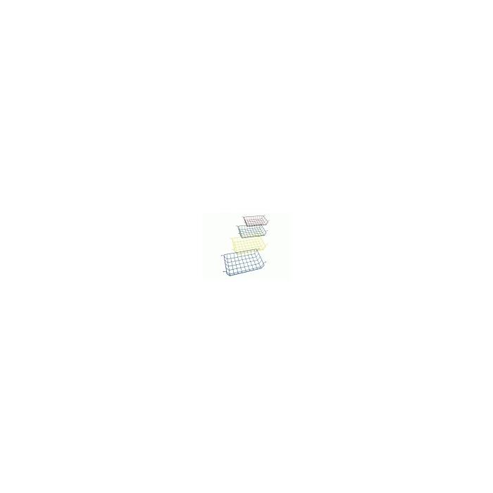 Sada 2 ks košů (1 lavice) komaxitovým povrchem
