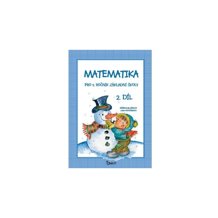 Matematika 4.roč. A4 - II. díl