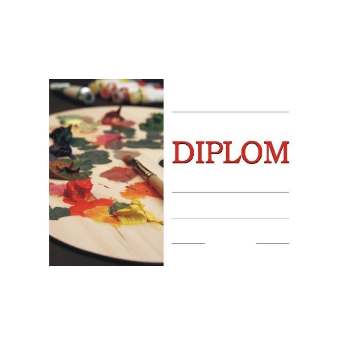 Diplom A4 - Výtvarná výchova