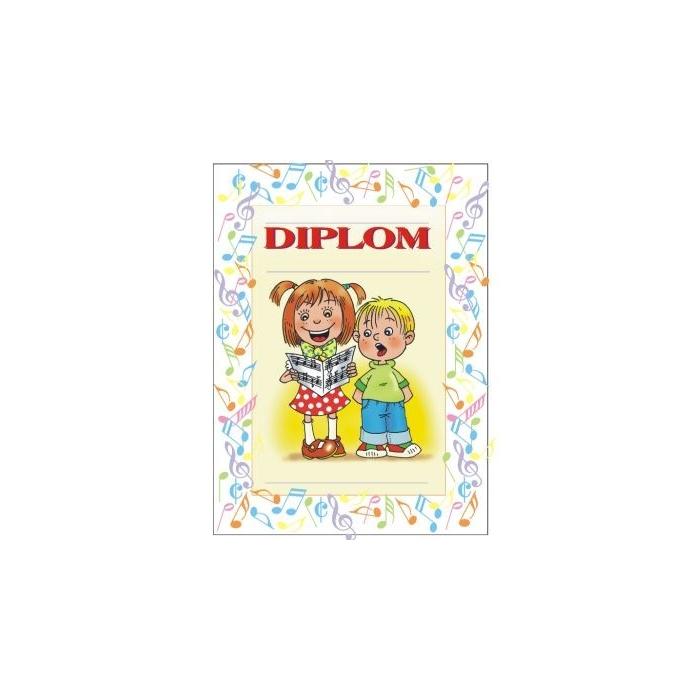 Diplom A5 - Zpěváčci