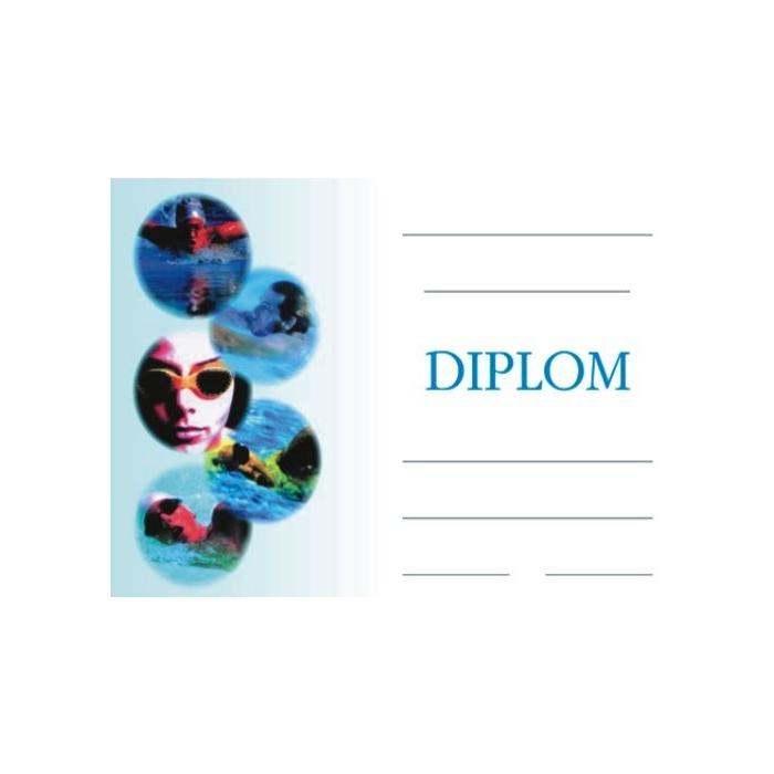 Diplom A5 - Plavání