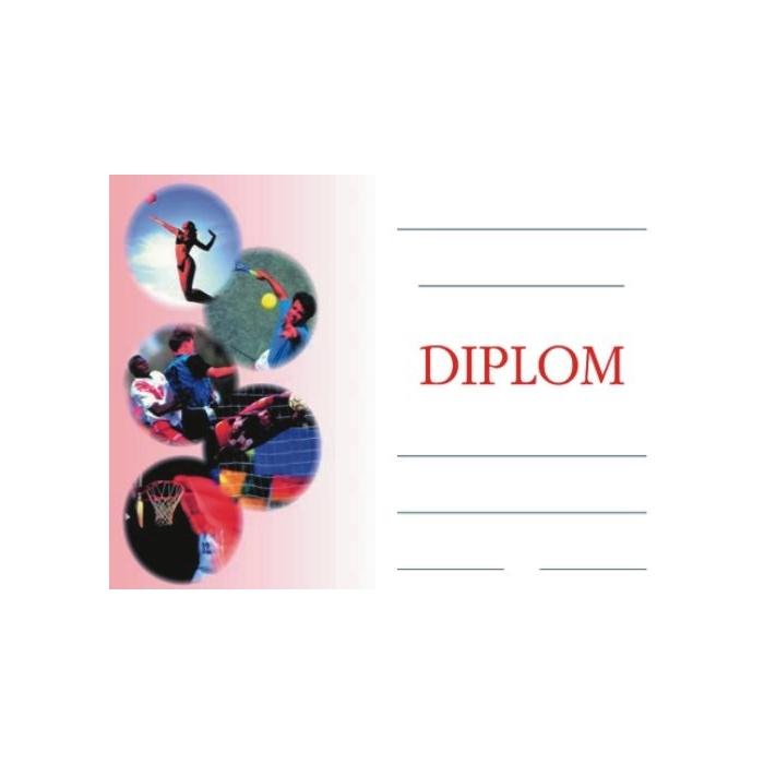 Diplom A5 - Míčové hry
