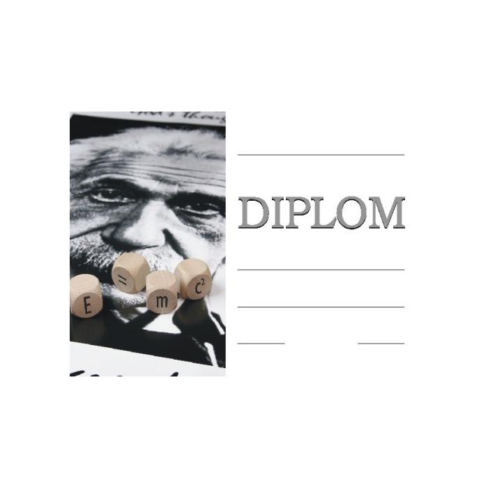 Diplom A4 - Fyzika