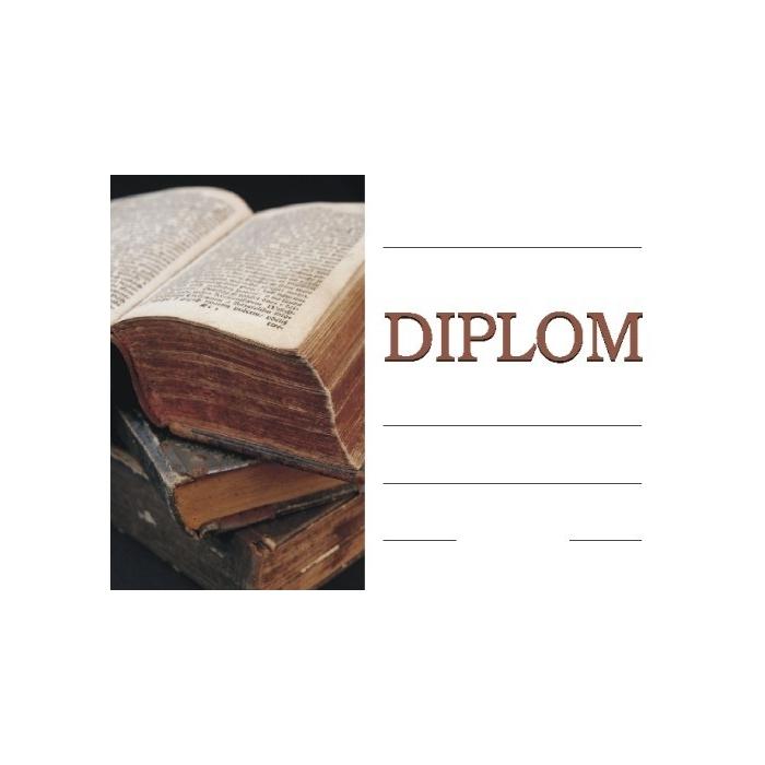 Diplom A4 - Literatura