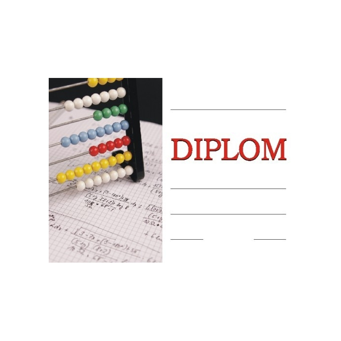 Diplom A4 - Matematika